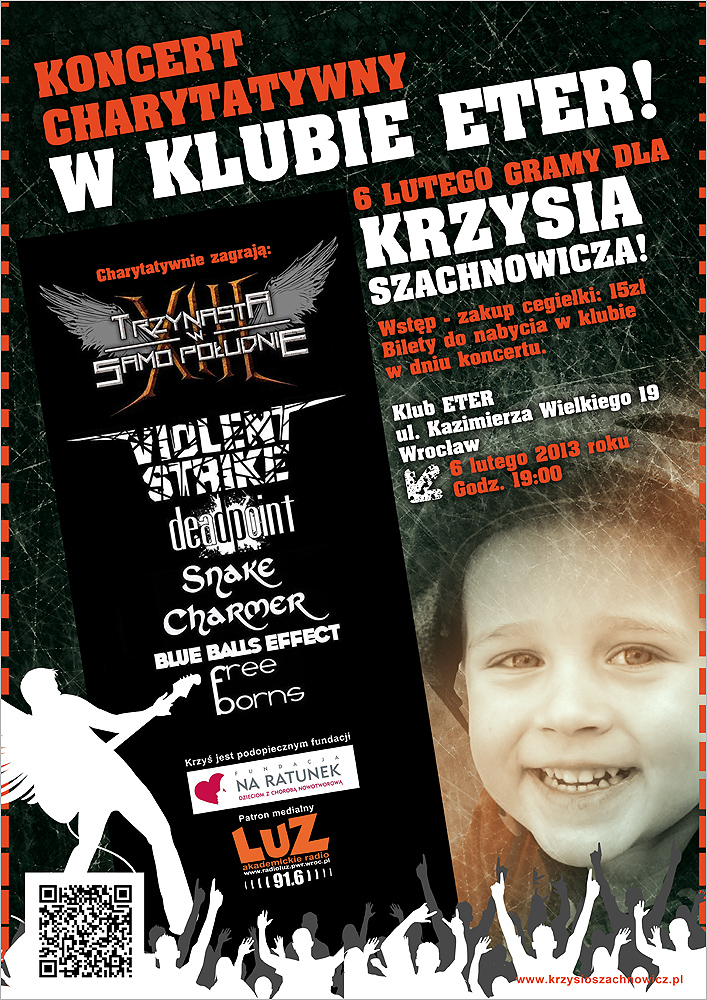 NA RATUNEK DZIECIOM / Copywriting Agata Stachowska