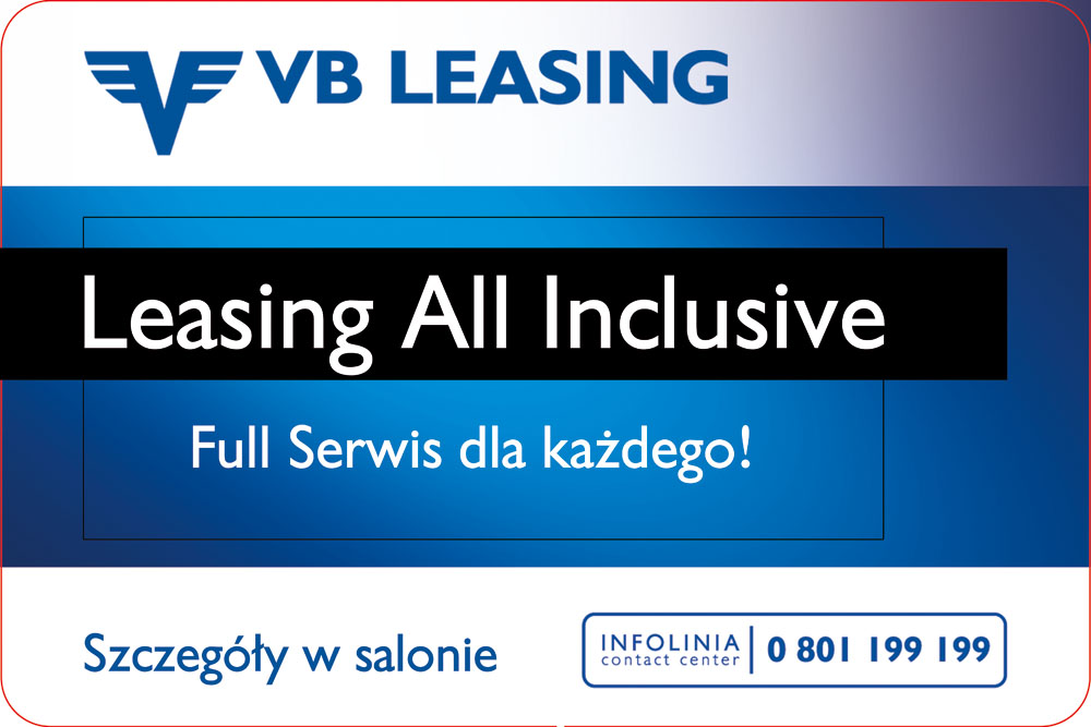 VB Leasing / Copywriting Agata Stachowska / Realizacja AR CzART