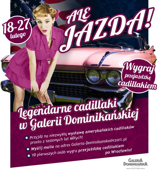Galeria Dominikańska / Facebook Copywriting Agata Stachowska