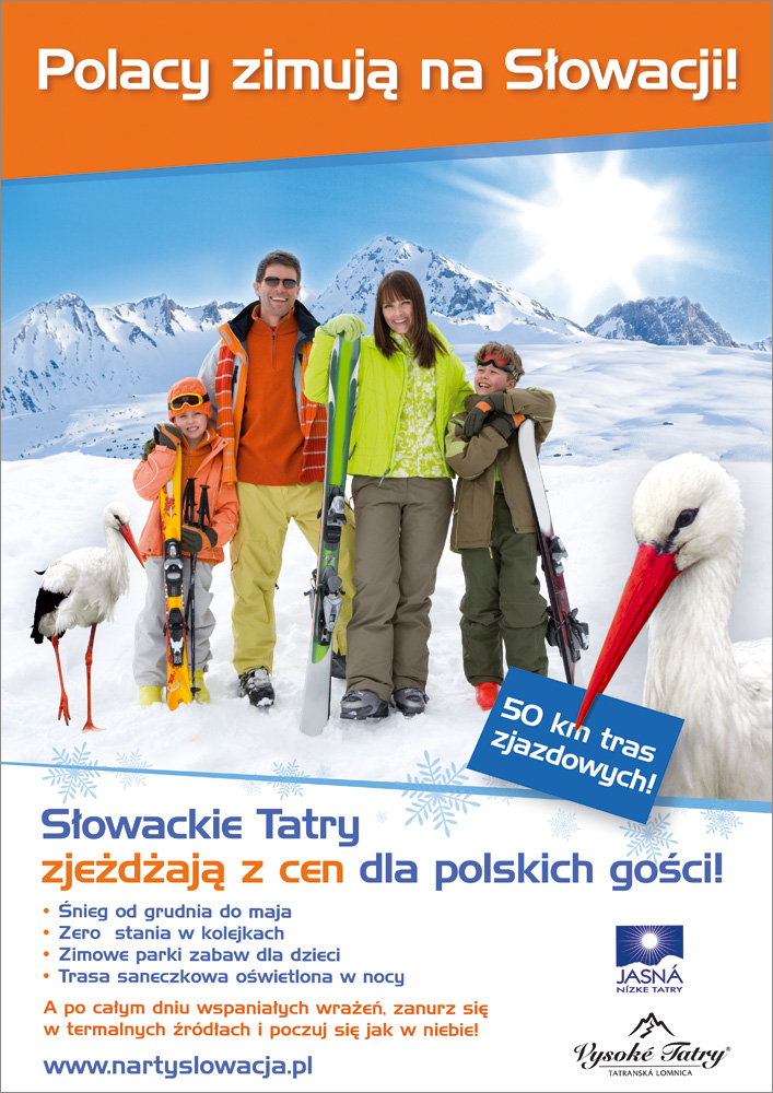 Tatry Mountain Resorts / Copywriting Agata Stachowska